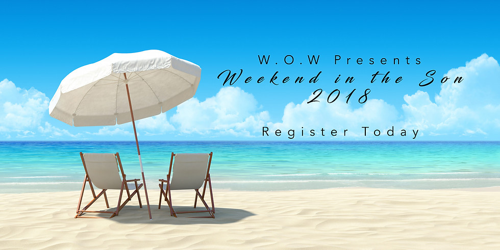 Weekend in the Son 2018 Waiting List