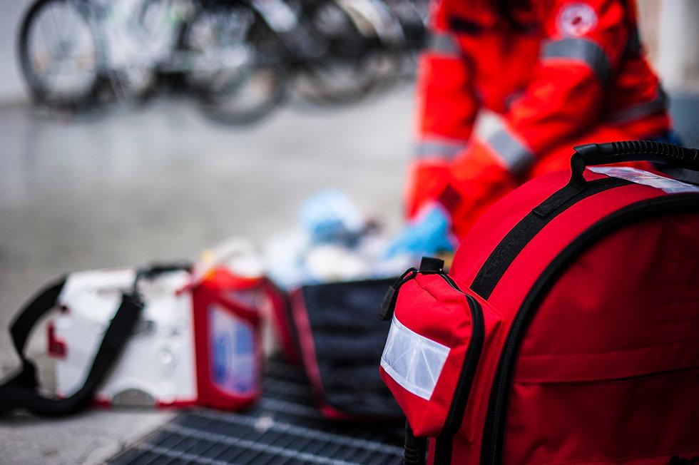 Op het gebied van EHBO levert CENO Brandbeveiliging een compleet assortiment