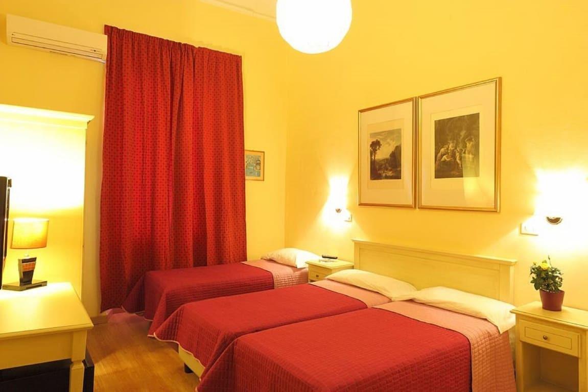 Hotel economici firenze booking for Soggiorno a firenze economico
