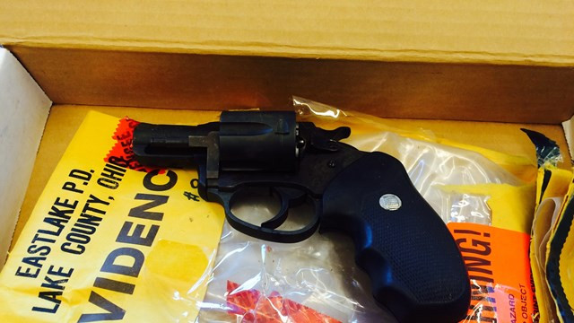 Револьвер Чендлера