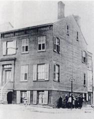 Дом Миллзов в 1922 году