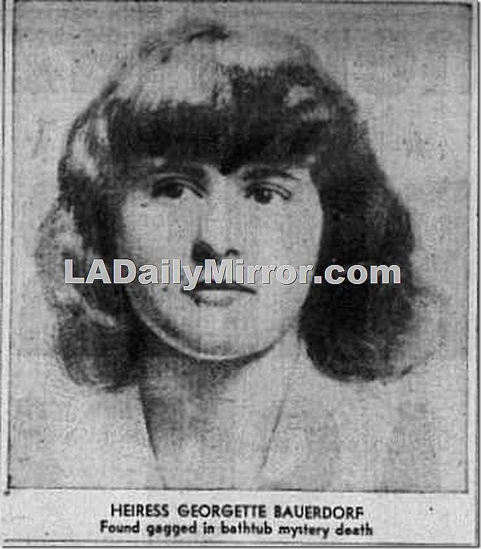 Жоржетта Бауэрдорф