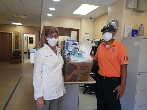 PPE Donation!