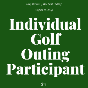Golf Outing - Individual Participant