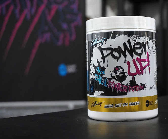 Power Up! MKII with AstraGin