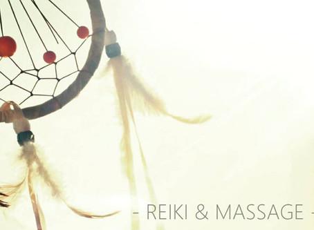 Yin XL met Reiki