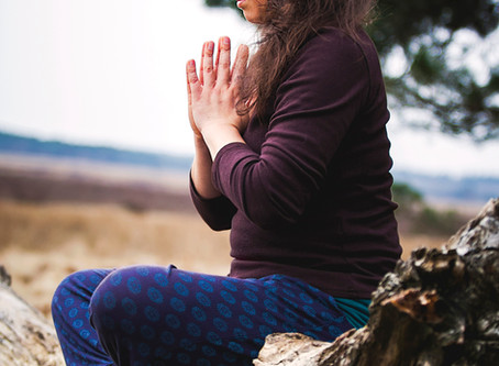 Vanaf 31-8 weer offline yin yoga!