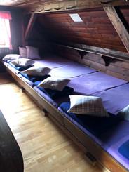 6-Bett-Matratzenlager