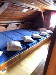 6-Bett Matratzenlager