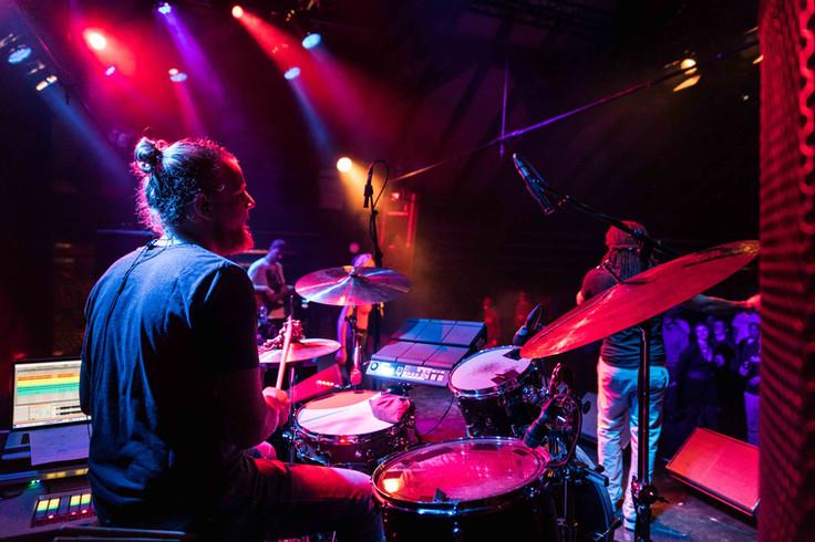 Jay Jules mit Joel Studler
