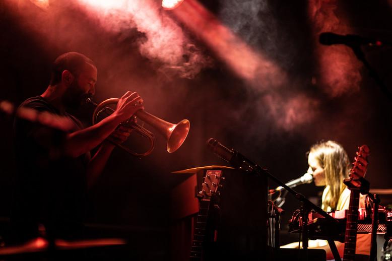 Sophie Hunger und Band