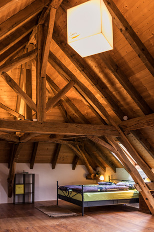 Zimmer 1 – Doppelbett