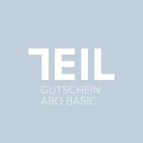 GUTSCHEIN ABO BASIC