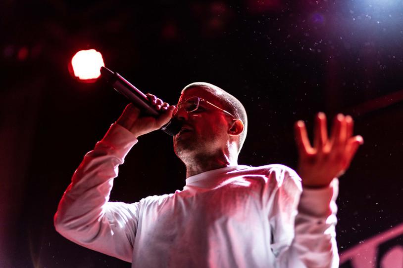 Tommy Vercetti mit REEL BEETZ und The Talk!