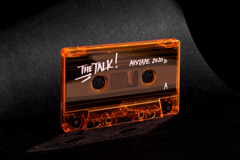 The Talk! Mixtape