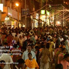 8th Cross Malleswaram 'COVID Safety Plan' for Dussehra