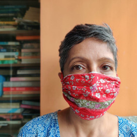 Encouraging higher adoption of mask in public areas