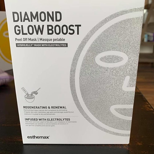 Diamond Glow Boost Hydrojelly Mask