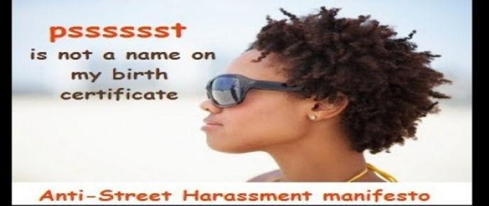 street harassment image