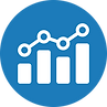 Management of reporting icon