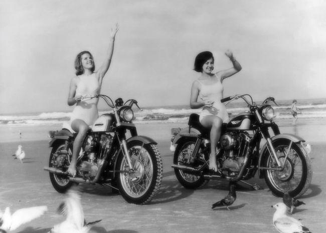 Germaine les motos