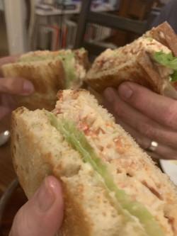 Sandwich homard