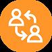 Economic development centers icon
