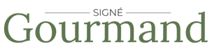 Logo Signé Gourmand