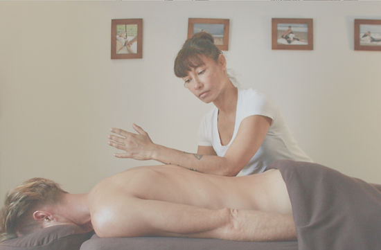 Massage des Tissus Profonds