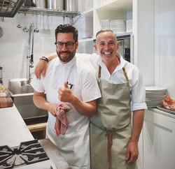 Eric Dupuis et François Longpré