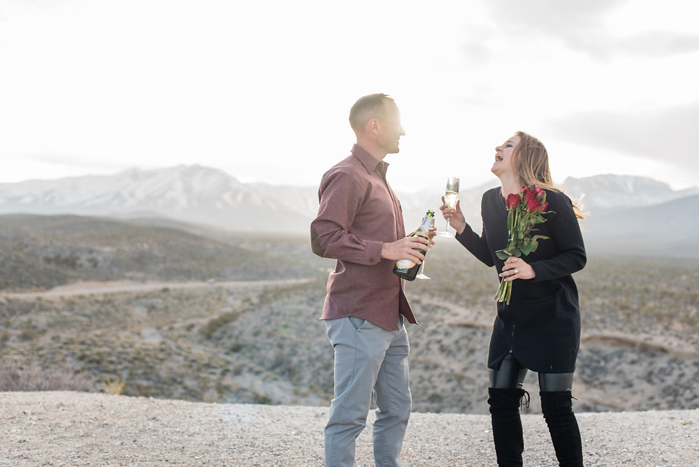 las vegas, proposal, surprise proposal, las vegas wedding, vegas engagement, engagement photos, las vegas photographer, las vegas wedding photographers
