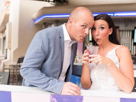 Las Vegas Strip Anniversary|Las Vegas Wedding Photographers|Carrie Pollard Photography