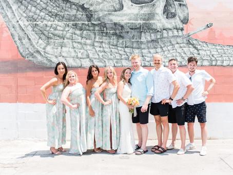 Kacper and Deanna | Shark Tank and Golden Nugget Wedding | Las Vegas, Nevada
