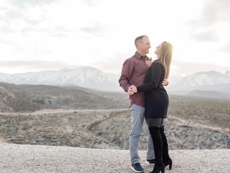 Liam and Kaley | Mt Charleston Surprise Proposal | Las Vegas, Nevada