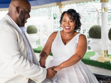 Delila + Marlon | Las Vegas Elopement, Pandemic Style | Las Vegas, Nevada Weddings