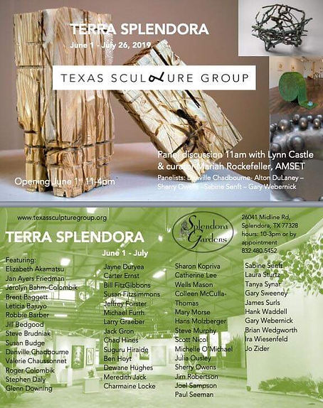 Texas Sculpture Group