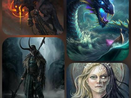 Loki's Monstrous Children