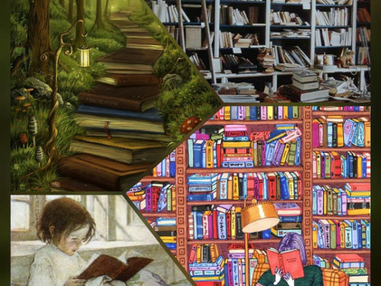 Books I Grew Up Reading