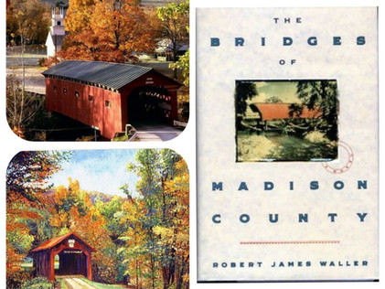 Bridges of Madison County – A Special Love Story