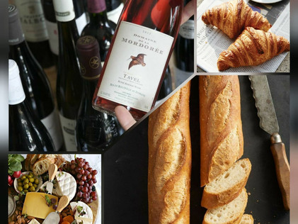 FRENCH CUISINE & DINING ETIQUETTES