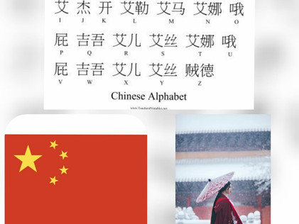 Chinese Language- A Short Introduction