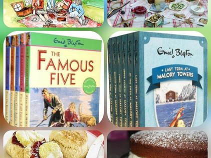 Enid Blyton: Children's Writer (and Food blogger)of Yore!