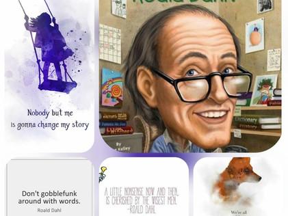 The Biffsquiggling World Of Roald Dahl