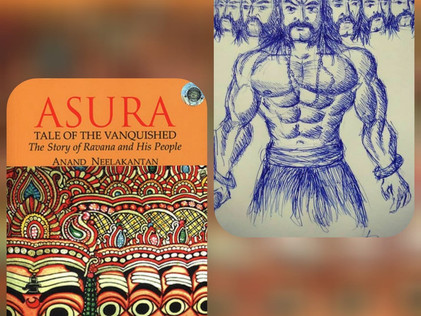 Asura: Tale of the Vanquished The Story of Ravana and His People