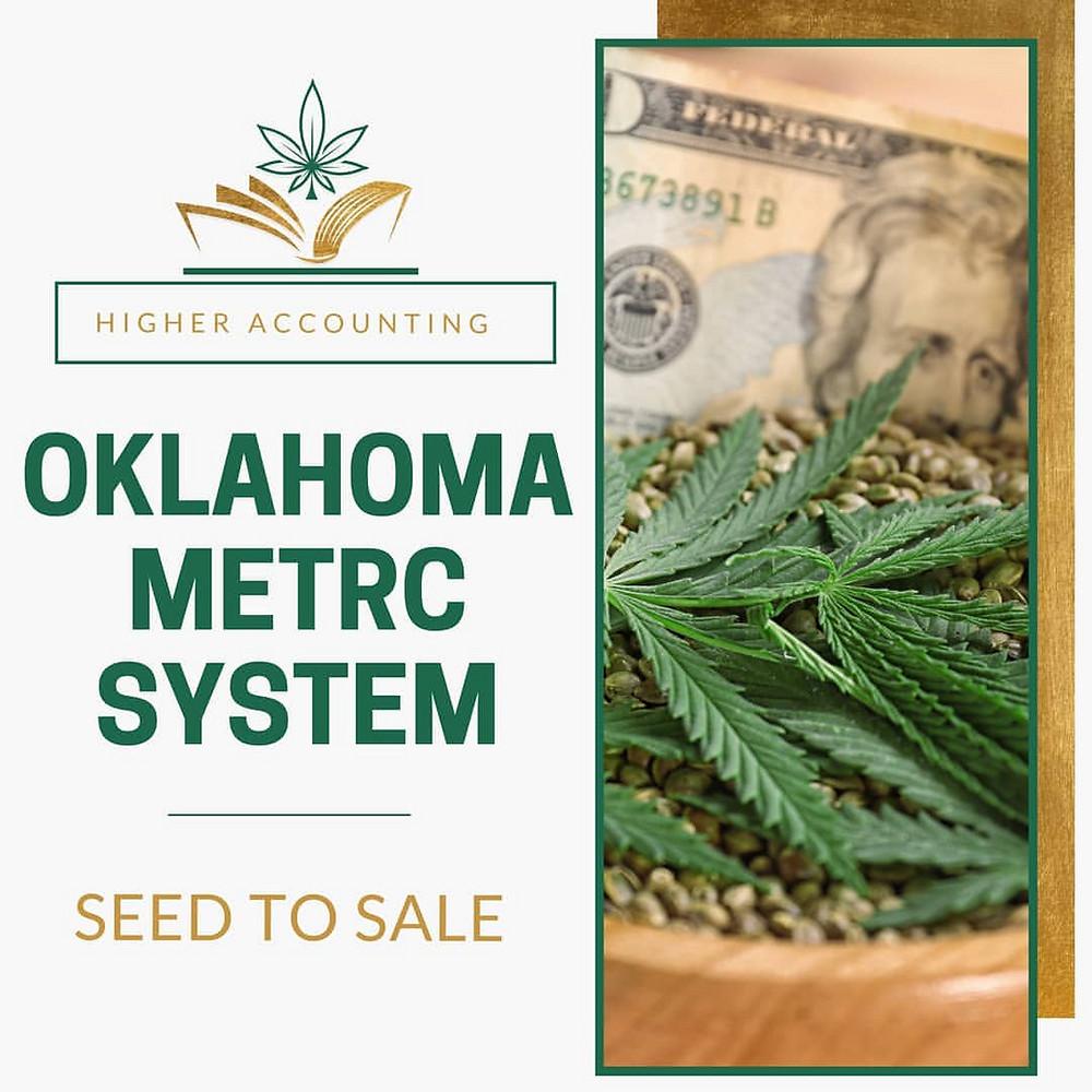 Oklahoma Metrc System Seed to Sale