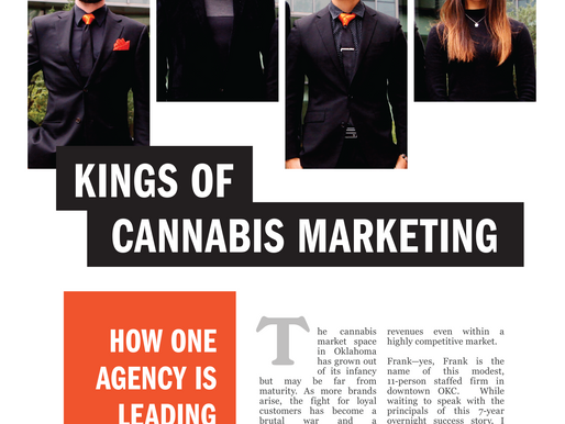 Kings of Cannabis Marketing - How One Agency Is Leading The Charge