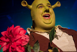 Shrek at Mysterium Theater
