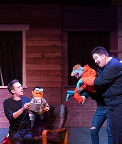 Avenue Q Cupcake Theater