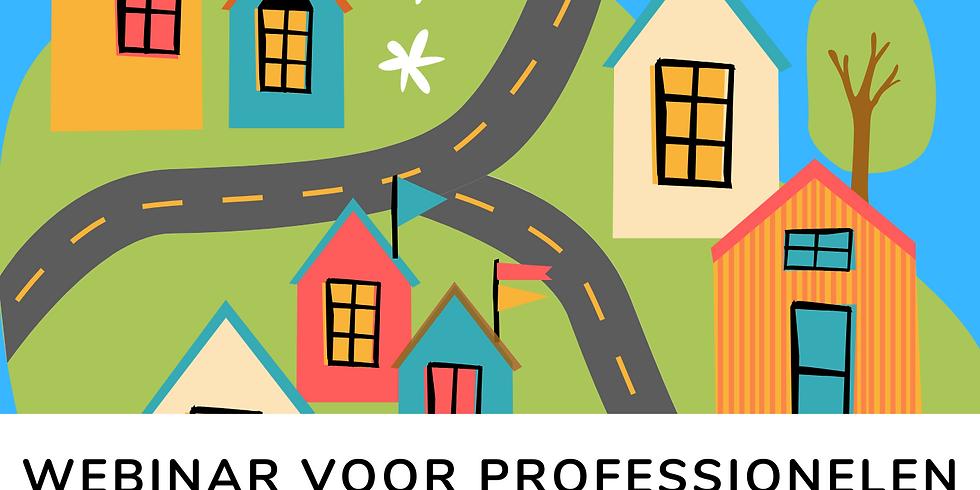 Webinar voor professionelen: Wat is een taalontwikkelingsstoornis (ontwikkelingsdysfasie)?