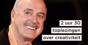 Hoe werkt creativiteit, volgens...